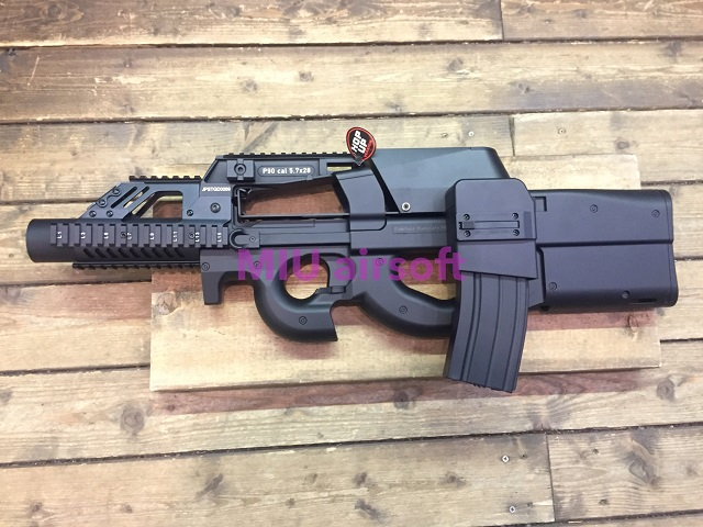 S&T P90 Tactical 電動ガン BK